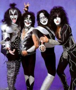 O Kiss mandou muito hard rock no Receita de hoje!