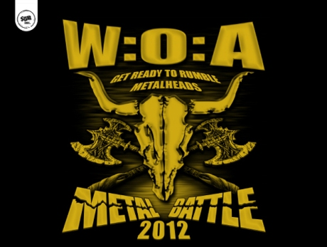 Wacken Metal Battle 2012 ainda tem inscrições abertas!